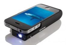 iPhone 4 Pocket Projector